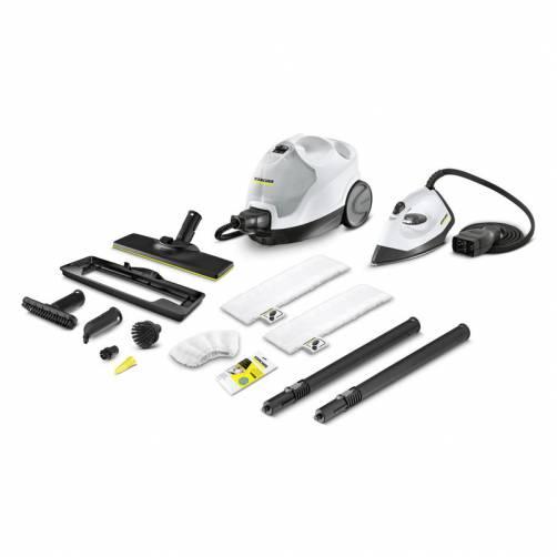 SC 4 EasyFix Premium Iron (white) пароочиститель