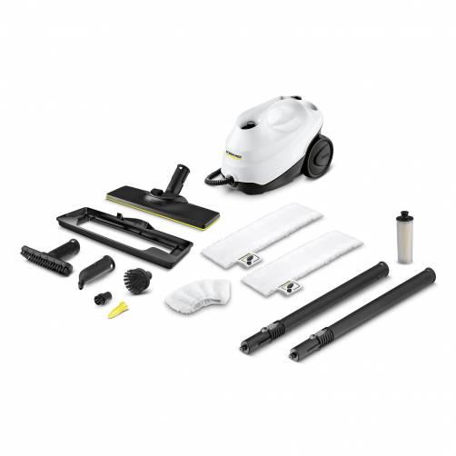 SC 3 EasyFix Premium (white) *EU пароочиститель
