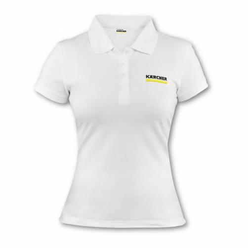 Женская футболка поло антрацит M