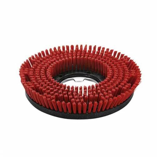 Красная щетка для мойки полов, средняя 6.369-895.0
