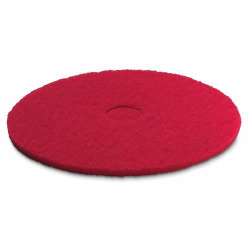 Пады красные, средней мягкости, 5 шт 432мм