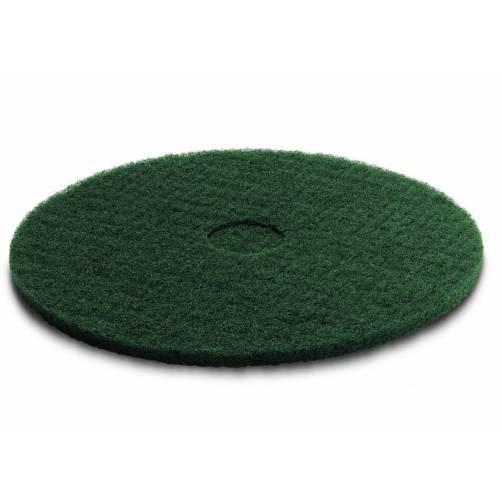 Пады зелёные средней жёсткости, 5 шт 432мм