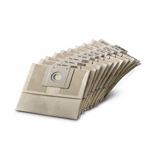 Бумажные фильтр-мешки 10 шт. для BV 5/1 6.904-403.0