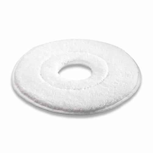 Микроволоконные пады белые 410 мм, 5 шт. 6.905-526.0